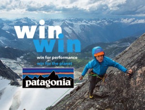 Patagonia and The North Face: saving the world – one puffer jacket at a time